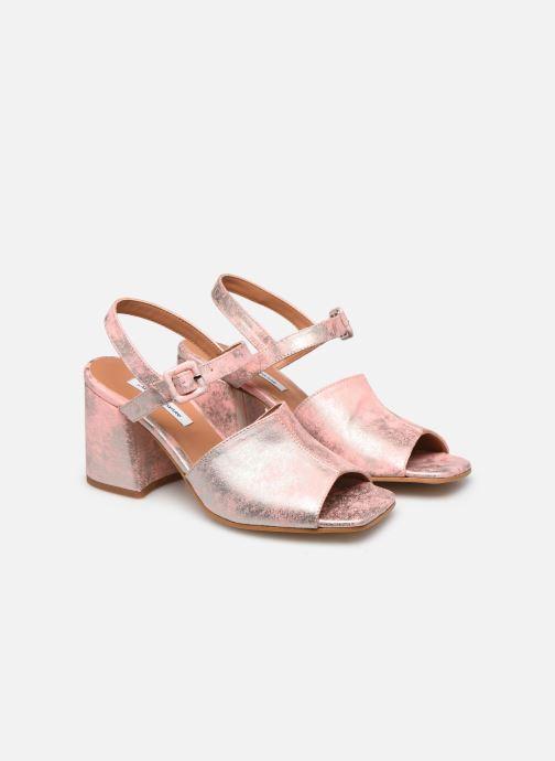 Sandales et nu-pieds About Arianne Rita Rose vue 3/4