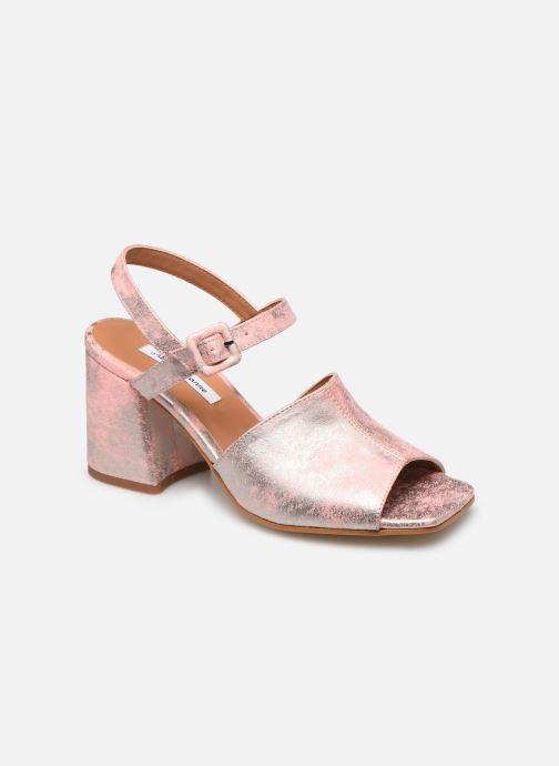 Sandales et nu-pieds About Arianne Rita Rose vue détail/paire