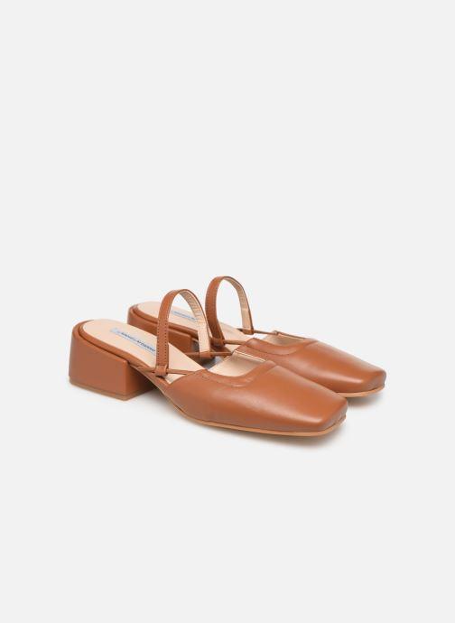 Zapatos de tacón About Arianne Estela Marrón vista 3/4