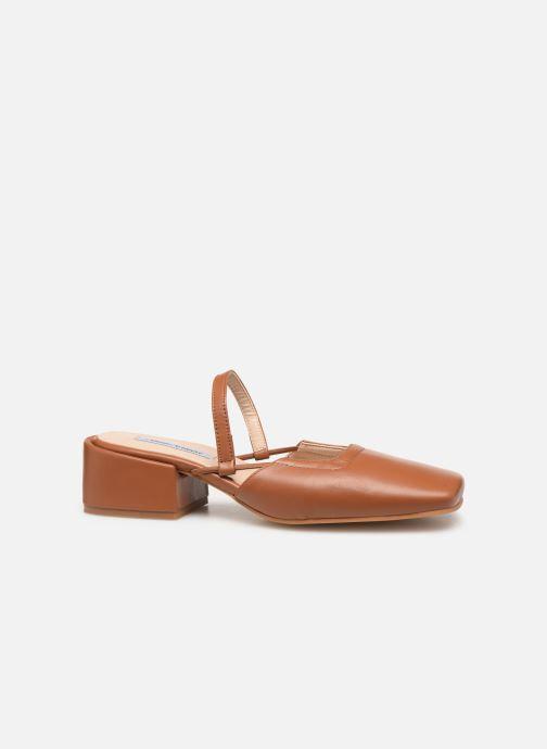 Zapatos de tacón About Arianne Estela Marrón vistra trasera