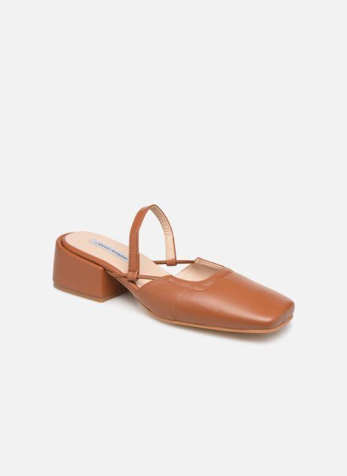 Zapatos de tacón About Arianne Estela Marrón vista de detalle / par