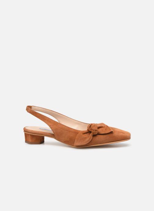 Sandales et nu-pieds About Arianne Galo Bow Marron vue derrière