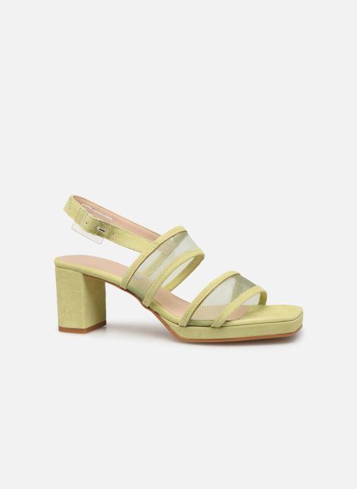 Sandales et nu-pieds About Arianne Pruna Mesh Vert vue derrière