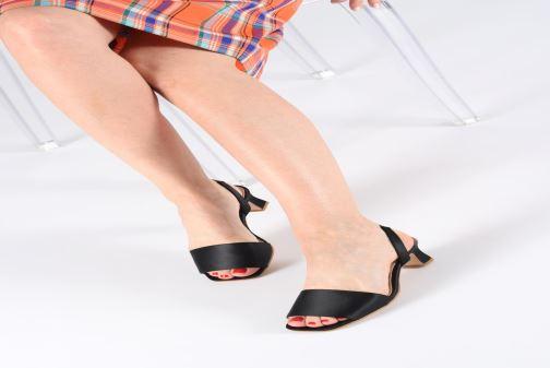 Sandali e scarpe aperte About Arianne Joan Nero immagine dal basso