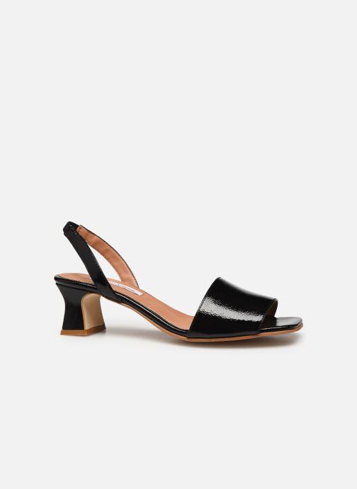Sandales et nu-pieds About Arianne Joan Noir vue derrière