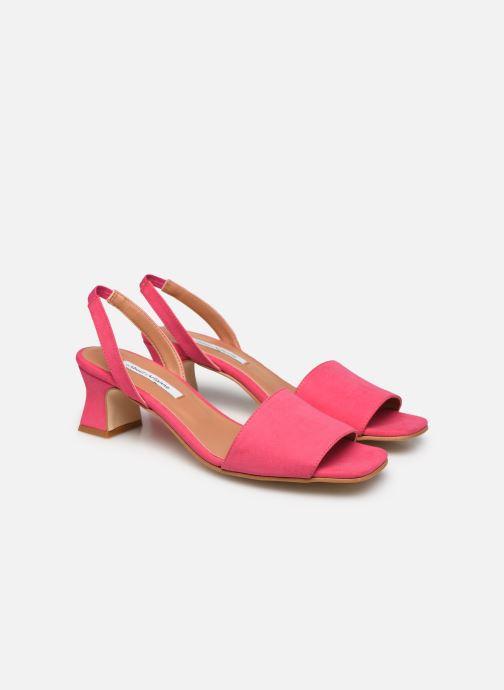 Sandali e scarpe aperte About Arianne Joan Rosa immagine 3/4