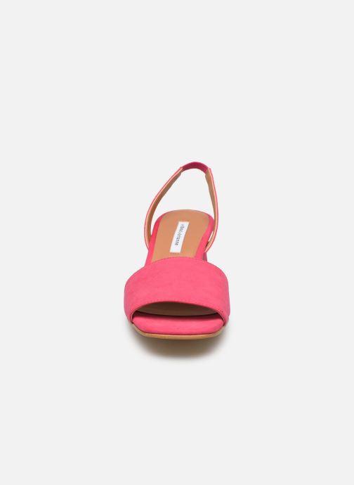 Sandalen About Arianne Joan rosa schuhe getragen