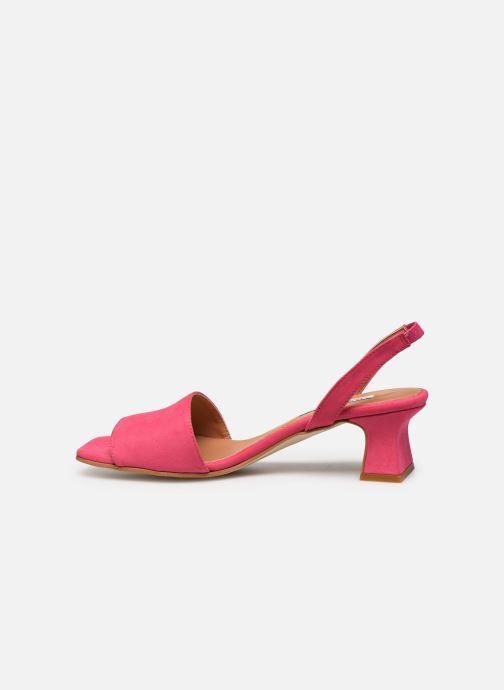 Sandali e scarpe aperte About Arianne Joan Rosa immagine frontale