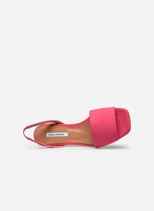 Sandali e scarpe aperte About Arianne Joan Rosa immagine sinistra