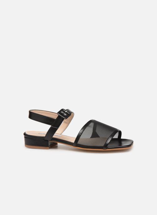 Sandales et nu-pieds About Arianne Marini Mesh Noir vue derrière