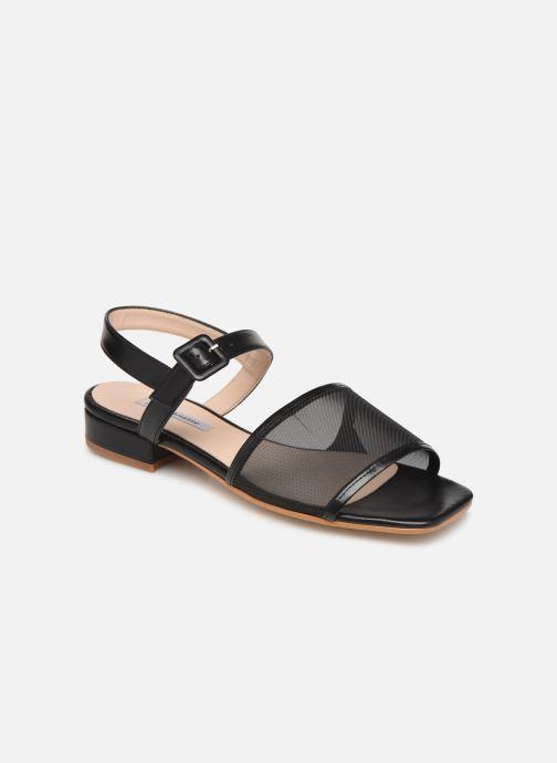 Sandales et nu-pieds About Arianne Marini Mesh Noir vue détail/paire