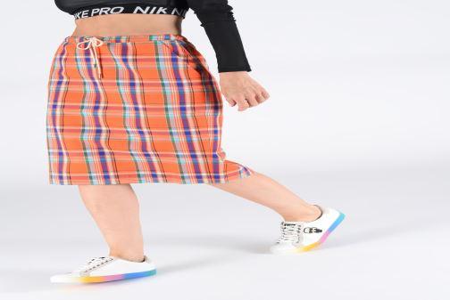 Sneakers KARL LAGERFELD Skool II Karlifornia Ikon Lace Wit onder