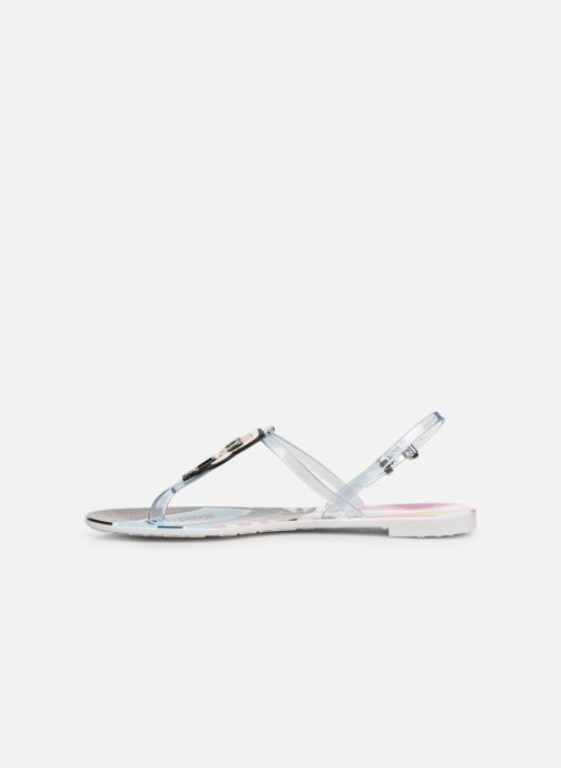 Sandals KARL LAGERFELD Jelly Karlifornia Ikon Sling Multicolor front view
