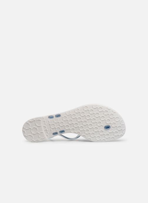 Sandales et nu-pieds KARL LAGERFELD Jelly Karlifornia Ikon Sling Multicolore vue haut