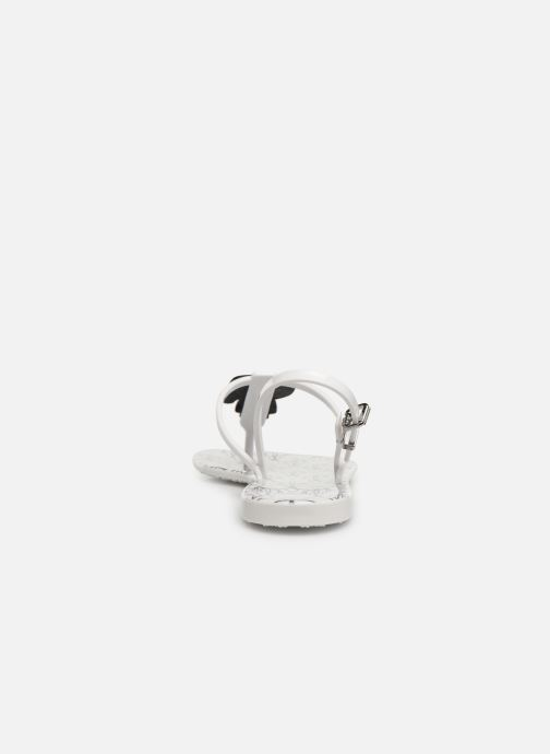 Sandals KARL LAGERFELD Jelly Karl Ikonic Sling II White view from the right