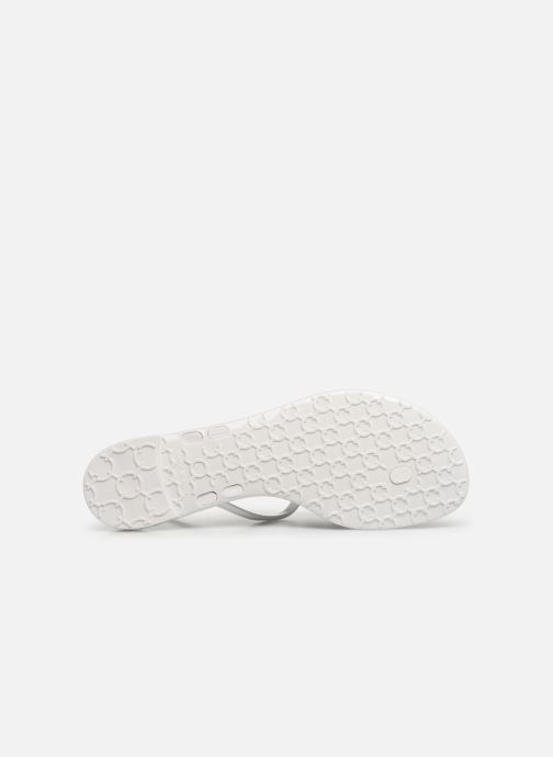 Sandals KARL LAGERFELD Jelly Karl Ikonic Sling II White view from above