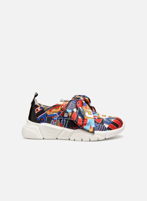 Sneakers Love Moschino Nodo Running Multicolor achterkant