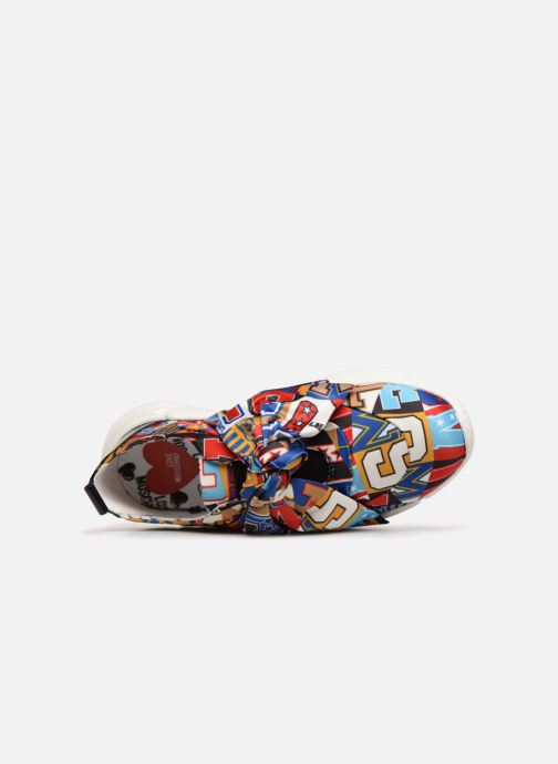 Sneakers Love Moschino Nodo Running Multicolor links