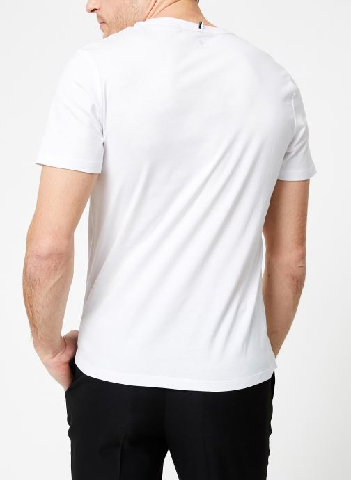 Vêtements blanc T Faguo Chez Cotton shirt 358095 Arcy XqBIIaw7Sx