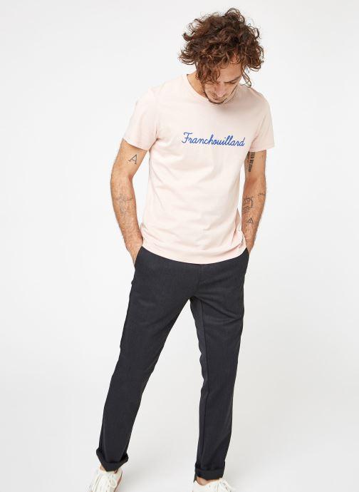 Vêtements shirt Cotton Arcy rose Faguo Chez T 358117 qXqtwE