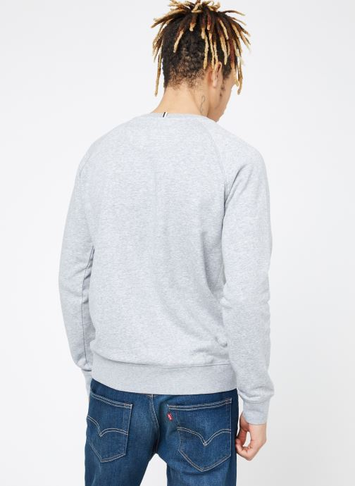 Kleding Faguo DARNEY SWEAT COTTON Grijs model