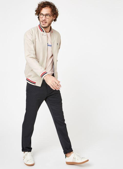 Vêtements Faguo HANAU JACKET Beige vue bas / vue portée sac