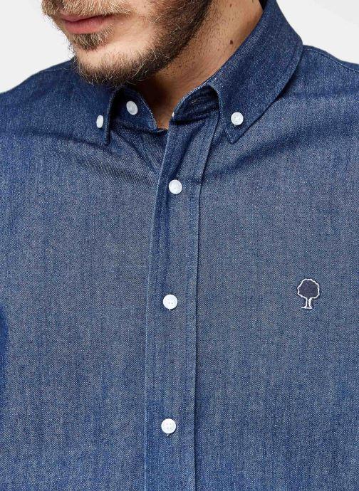 Faguo Ivoy Chez 358107 Vêtements bleu v71nTvY