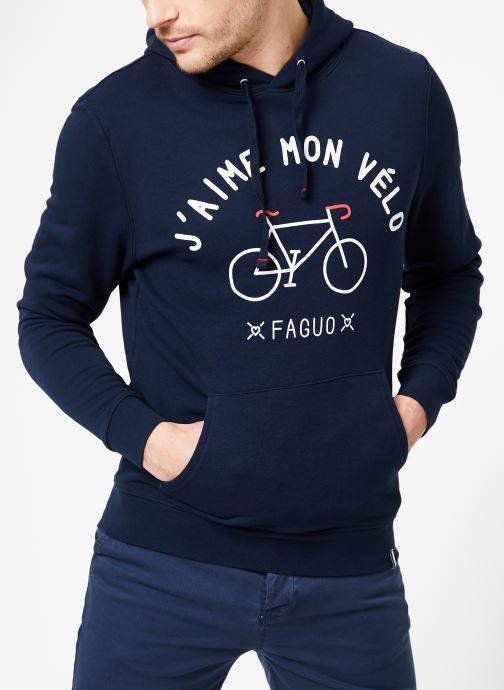 Dirac Sarenza358109 CottonbleuVêtements Sweat Chez Faguo cFJl1K