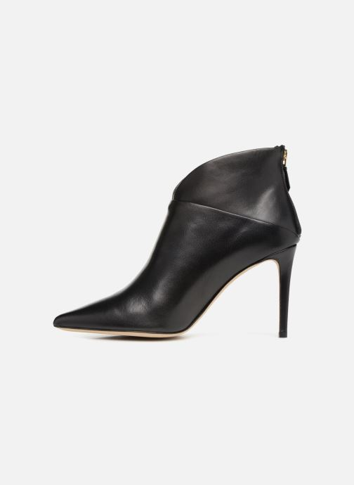 Bottines et boots L.K. Bennett Jennifer Noir vue face