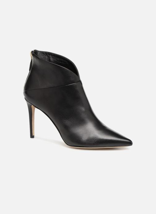 Bottines et boots L.K. Bennett Jennifer Noir vue détail/paire