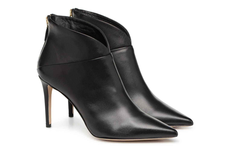 Bottines et boots L.K. Bennett Jennifer Noir vue 3/4