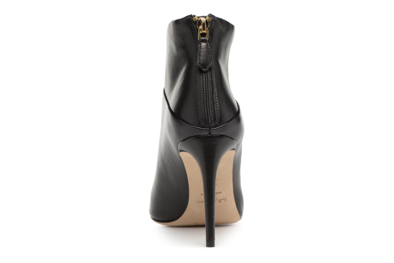 Bottines et boots L.K. Bennett Jennifer Noir vue droite