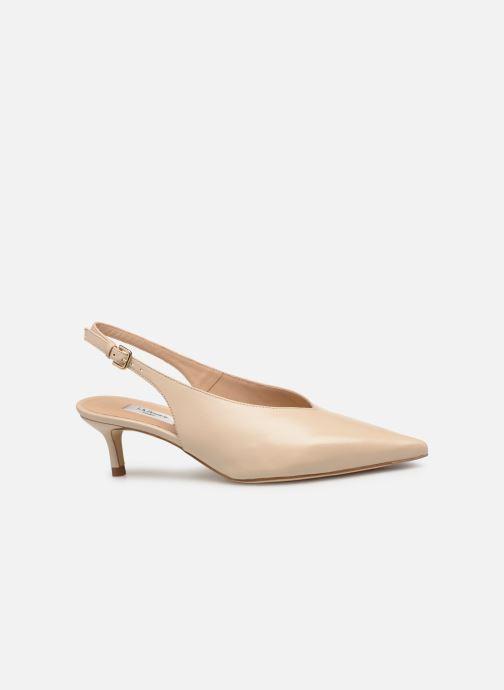 Zapatos de tacón L.K. Bennett Livia Beige vistra trasera