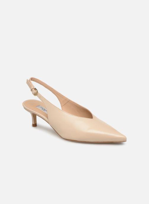 Zapatos de tacón L.K. Bennett Livia Beige vista de detalle / par
