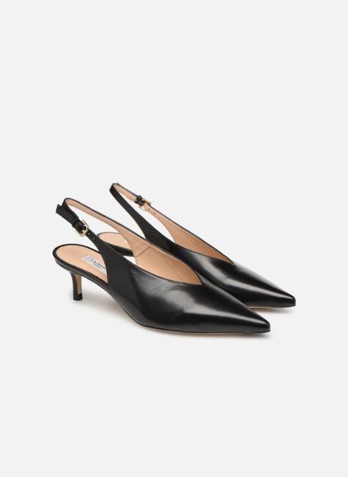 Zapatos de tacón L.K. Bennett Livia Negro vista 3/4