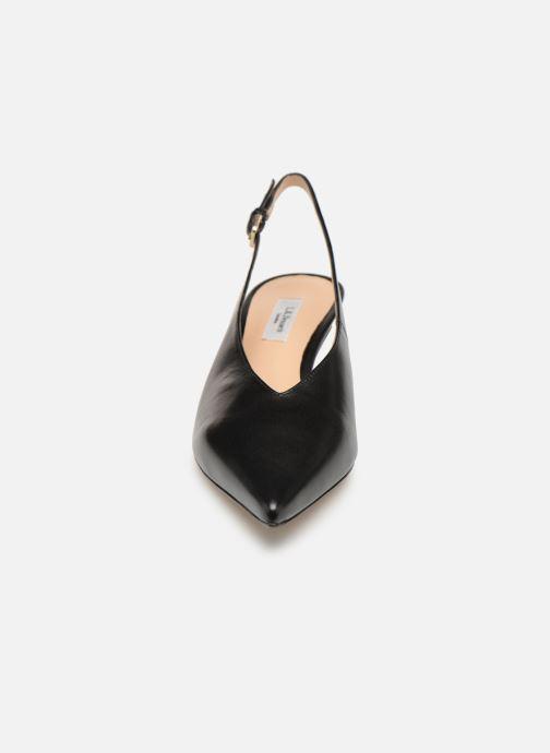 Escarpins L.K. Bennett Livia Noir vue portées chaussures