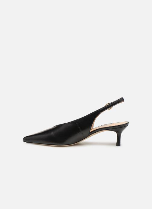 Zapatos de tacón L.K. Bennett Livia Negro vista de frente