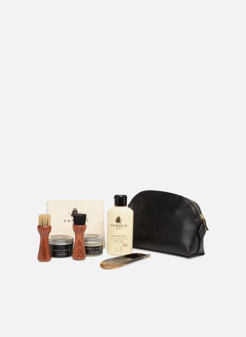Productos de limpieza Famaco Trousse Business Negro vista de detalle / par