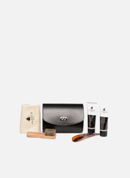 Schuhpflegeprodukte Famaco Trousse Voyage schwarz detaillierte ansicht/modell