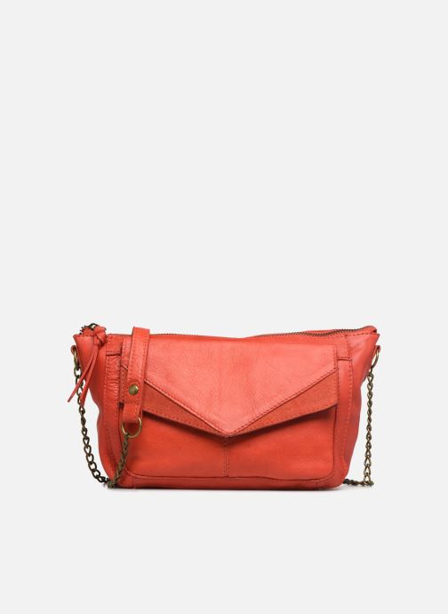 Bolsos de mano Pieces BETH LEATHER SMALL CROSSBODY Rosa vista de detalle / par