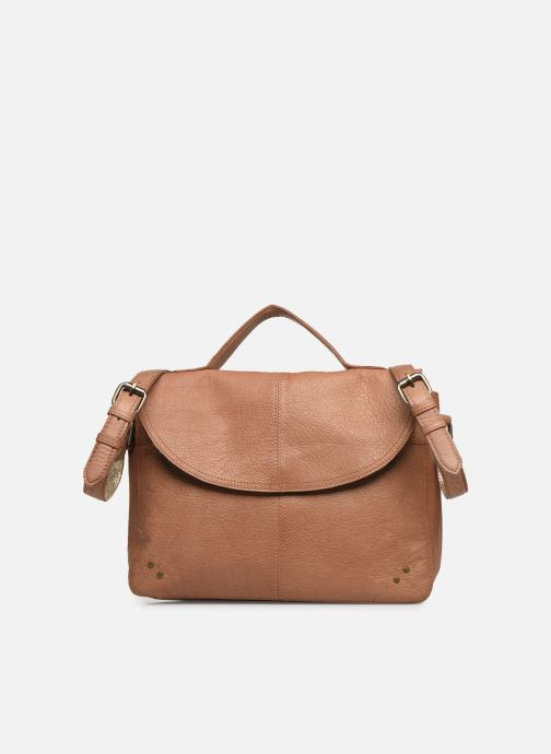 Sacs à main Pieces BETHANY LEATHER LARGE CROSSBODY Marron vue détail/paire