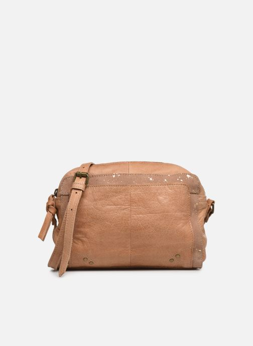 Sacs à main Pieces BETHANY LEATHER CROSSBODY Marron vue détail/paire