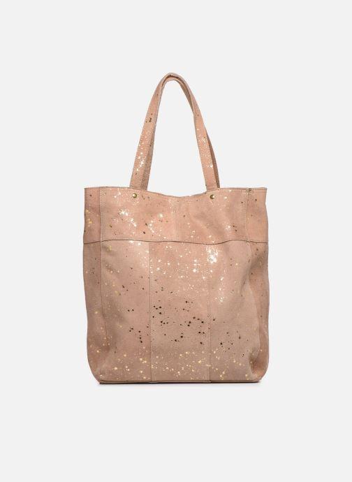 Suede rosa Shopper Chez Borse Pieces Brandy 358145 fwT5qTUc
