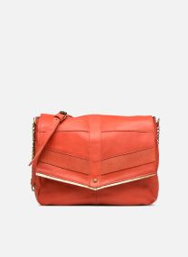 FRANCES LEATHER LARGE CROSSBODY