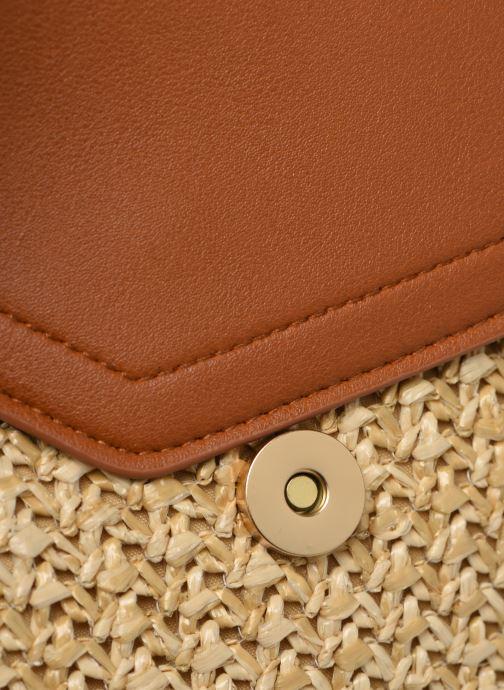 Handtaschen Pieces BILANA CROSSBODY braun ansicht von links