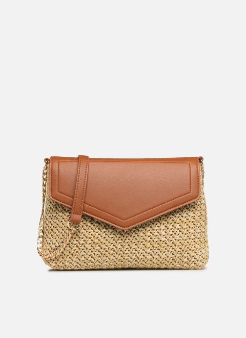 Handtaschen Pieces BILANA CROSSBODY braun detaillierte ansicht/modell