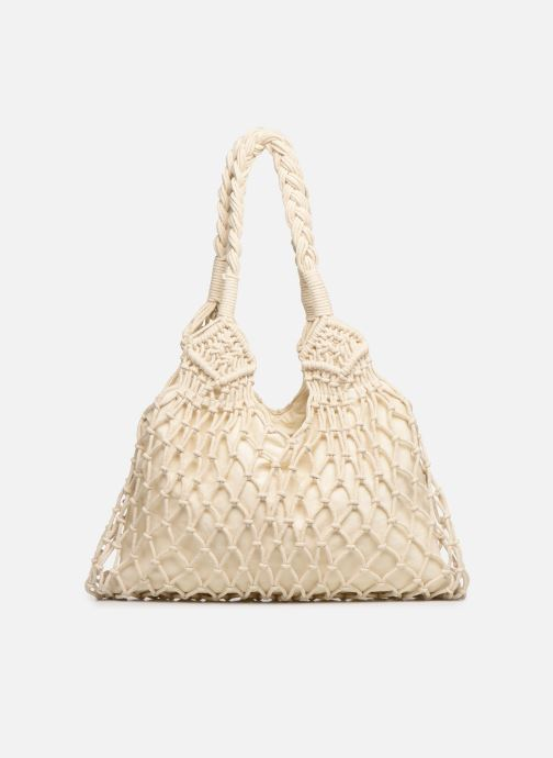 Sacs à main Pieces BEVERLY CROCHET NET Beige vue détail/paire