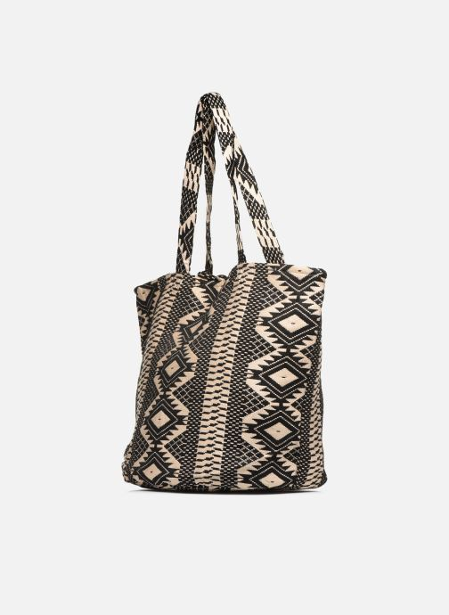Handbags Pieces BESS SHOPPER Black view from the right