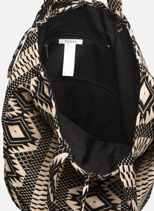 Handbags Pieces BESS SHOPPER Black back view