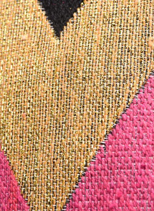 Handtaschen Pieces SAVANNAH SHOPPER rosa ansicht von links